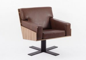 ALEX DE ROUVRAY - mayet - Swivel Armchair