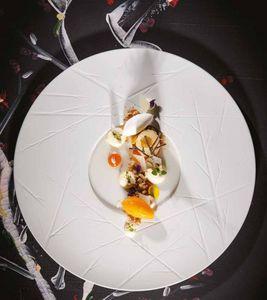 Vista Alegre - chefs' collection - Covered Plate