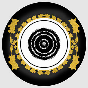 Design Atelier - orient - Decorative Platter