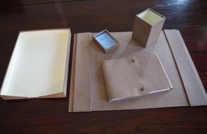 LEGATORIA LA CARTA -  - Desk Set