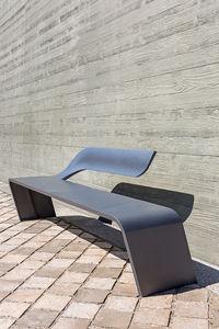 Concept Urbain - wave - Town Bench