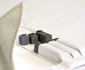 Design Pyrenees Editions - le lingot-- - Knife Rest