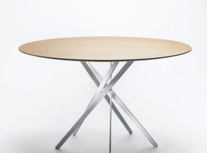 Adentro - iki - Round Diner Table