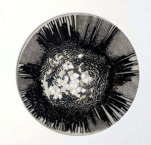 CLEMENTINE BRANDIBAS - --voie lactée - Embroidery