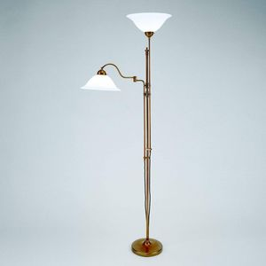 Berliner Messinglampen -  - Floor Lamp