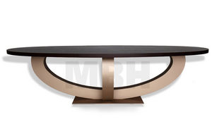 MBH INTERIOR - -omega - Oval Dining Table