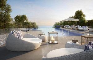 ITALY DREAM DESIGN - nido - Double Sun Lounger