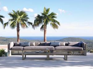 GANDIA BLASCO - dna - Garden Sofa