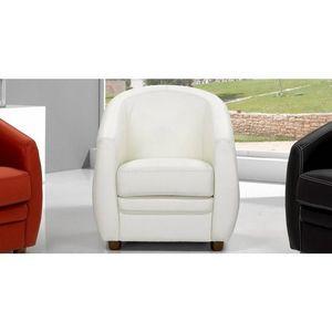 UNIVERS DU CUIR -  - Cabriolet Chair