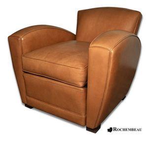 ROCHEMBEAU -  - Club Armchair