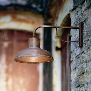 IL FANALE - country - Outdoor Wall Lamp