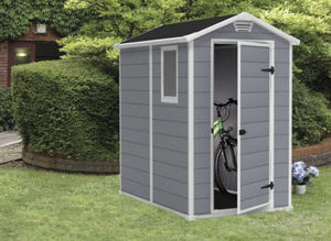 Keter - manor - Resin Garden Shed