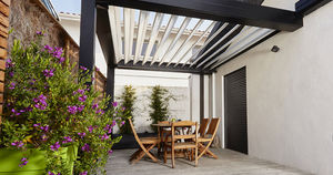 Art And Blind -  - Bioclimatic Pergola