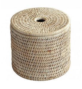 ROTIN ET OSIER - lola - Cotton Wool Jar