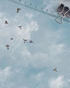 ISIDORE LEROY - -ciel - Panoramic Wallpaper