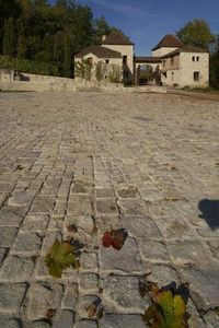 Occitanie Pierres - pavés éclatés martelés auberoche - Outdoor Paving Stone