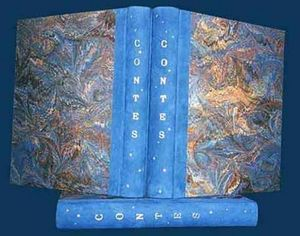 Listel Or -  - Book Binding