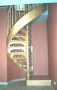 Lavogez Freres S.a.r.l -   - Spiral Staircase