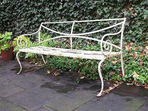 Sibyl Colefax & John Fowler Antiques -  - Garden Bench