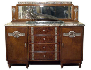 ANTIQUES LACARTA DECORACIÓN - art decó  - Sideboard With Pull Out Shelf