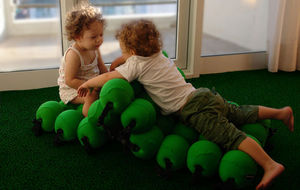 ANIMI CAUSA - petit - Children's Armchair
