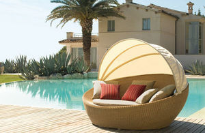 MAZUVO -  - Double Sun Lounger
