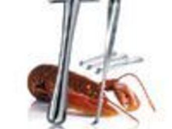 Oh! Menaje - pack de martillo + 4 tenedores - Hammer