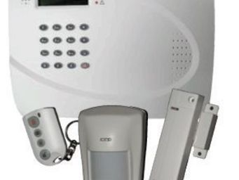 ComodAlarm - ctc-902/c - Burglar Alarm