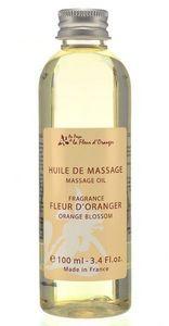 Au Pays de la Fleur d'Oranger -  - Massage Oil