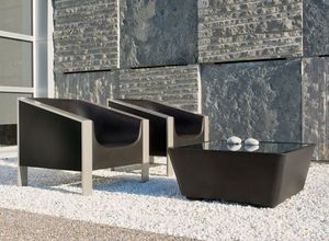 CALMA - cube - Low Armchair