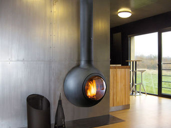 Focus - emifocus à hublot - Closed Fireplace