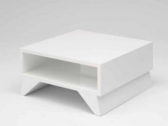 BUSSO -  - Square Coffee Table