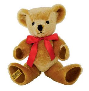 MERRYTHOUGHT - ironbridge gold mohair - Soft Toy