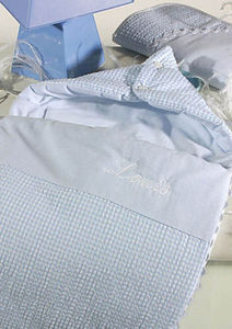 Organda Creation - le baby duvet personnalis - Baby Sleeping Bag