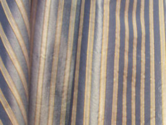 Charles Burger - Chester Stripe - Upholstery Fabric