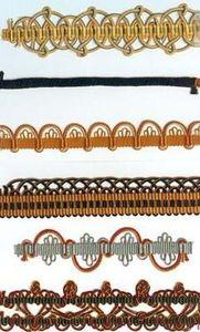Passementerie Verrier -  - Embroidered Border
