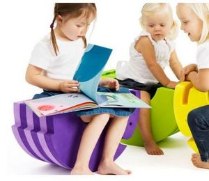 bObles B -  - Children's Stool