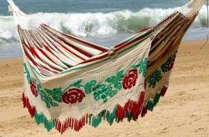 Hamac Tropical Influences - wayuus - Hammock