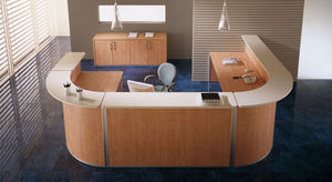 Upper -  - Reception Desk