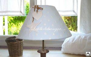 LAFILLEDUHANGAR -  - Cone Shaped Lampshade