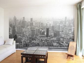 Ohmywall - papier peint le bund - Wall Decoration