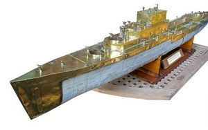 Naval Heritage - Vincent Roc Roussey -  - Boat Model