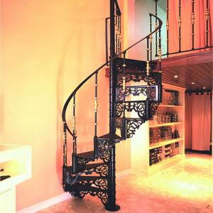L'ECHELLE EUROPEENNE - hacienda - Spiral Staircase