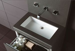 FIORA - totem - Bathroom Furniture