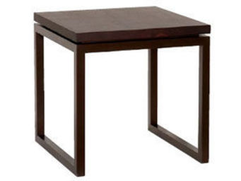 KA INTERNATIONAL - minato wengué - Side Table
