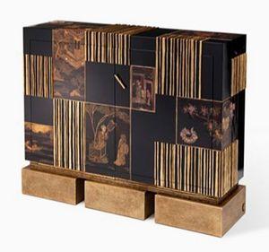 Herve Van Der Straeten - ikebana - Cabinet
