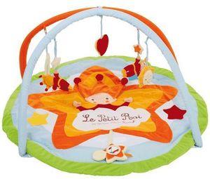 Katherine Roumanoff - tapis d'éveil petit roi - Infant Play Mat