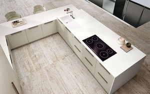 Total Consortium Clayton - opal regula - Kitchen Island
