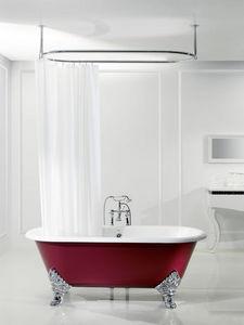 BLEU PROVENCE - jasmine - Freestanding Bathtub With Feet