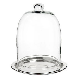 Maisons du monde - cloche en verre madurai - Dish Cover